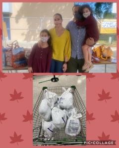 Turkey Donations